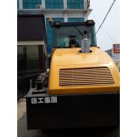 Buy cheap XCMG 12 ton vibratory manual road roller XS123 With weichai engine and ZF gearbox product