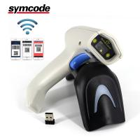Buy cheap Portable Android RS232 Barcode Scanner / 2D QR Scanner Ultra Long Battery Life product