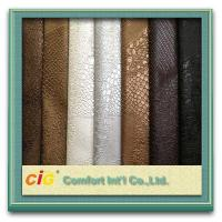 Buy cheap 0.6mm Thickness PVC Decorative Artificial Leather For Handbag / wallet product
