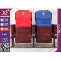 Buy cheap Folded Kenya Presbyterian Church Hall Chairs Silence Closing Seat from wholesalers