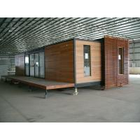 Buy cheap Prefabricated Expandable Container Homes 40ft Luxury House Prices from wholesalers