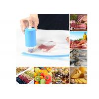 Buy cheap MINI Vacuum Sealer with Sous Vide Bags BPA Free Food Vacuum Sealed Bags with from wholesalers