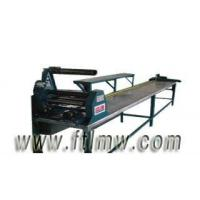 Buy cheap Tread Preparation Table with Cushion Gum Application Function from wholesalers