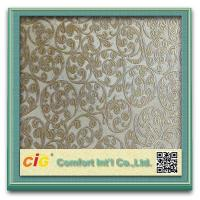 Buy cheap Customized Decorative Arabic Modern Curtain Fabric For Window Curtains And Furniture product
