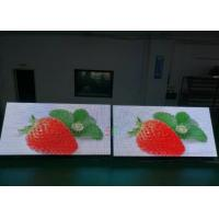 P 5mm Full Color Taxi LED Display Wireless 3G System 960mm x 320mm