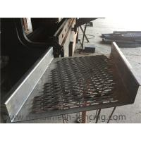 Buy cheap 3mm Stainless Steel Grip Strut Safety Grating High Strength Good Bearing Capacity from wholesalers