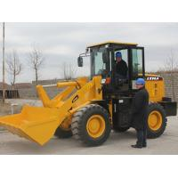 China Electronic Control 2.5 Ton Front End Wheel Loader Road Construction Equipment on sale