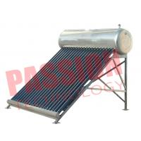 Buy cheap Non Pressurized Vacuum Tube Solar Water Heater product