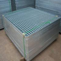 Buy cheap HDG Steel Grating ,30*100mm product