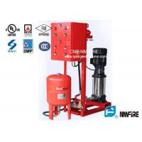 Buy cheap Metro Stations Fire Jockey Pump 1000GPM Capacity With ISO/CCCF Certification product