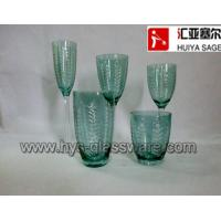 Buy cheap Engraved flute/champagne wine glasses, tumblers, hiball glasses, 2014 new products product
