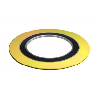 Buy cheap Ptef 600lb Graphite Filled 316l Spiral Wound Gasket With Inner Ring product
