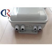 Buy cheap Splitter Network Distribution Box Optic Fiber Free Paint Appearance Good Gloss product