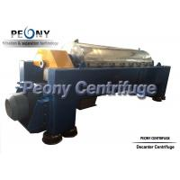 New Conditioned Auto Separation Decanter Centrifuges for Sludge Dewatering