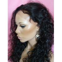 Buy cheap 100% Indian Remy Full Lace Wigs,Highlight 1B/30 product