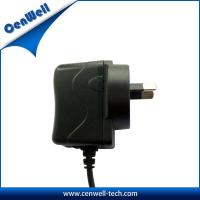 Buy cheap wall mount type cenwell ac dc power adapter au plug 7.5v 1000ma dc adapter from wholesalers