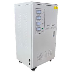 Buy cheap Servo Motor TNS-20KVA Three Phase AC Manufacturer AC Metallic Type Automatic Voltage Stabilizer product
