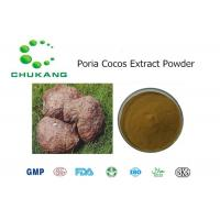 Buy cheap Poria Cocos Plant Extract Powder Polysaccharides Poria Cocos Wolf product