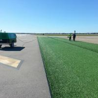Buy cheap Durable Artificial Turf For Residential Yards Airport Runway Pp Pe Material product