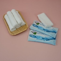 Buy cheap Individual Packing Single Use Refreshing Hot And Cold Cleansing Cotton Wet Towel product