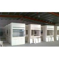 Buy cheap Ventilated Table Steel Table Exhaust Cabinet , Full Steel Fume Hood All Steel product