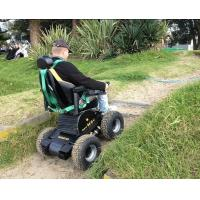 Buy cheap Climbing stairs motorized wheel chair OB-EW-003 product
