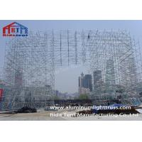 Buy cheap Speaker Stands Layer Truss , Durable Grid Frame Structure6m - 12m Normal Height from wholesalers