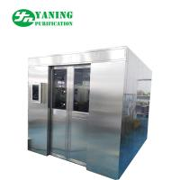 China Laboratory Cleanroom Air Shower Pass Gate on sale