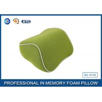 Buy cheap Filling Visco Elastic Foam Car Seat Neck Pillow Relieve Stress of Neck Muscle product