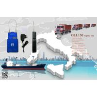 Buy cheap Alerts Security GPS Container Lock , Shockproof IP67 GPS Padlock Truck Tracking from wholesalers