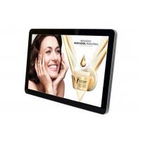 China Custom 32 Inch Large Touch Screen Monitor , Menu Board Lcd Digital Signage Display on sale