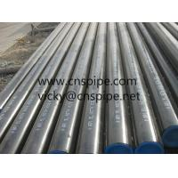 China ERW steel pipe on sale