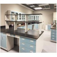 Buy cheap Mobile Science Lab Tables Work Benches , OEM Laboratory Furniture Systems product