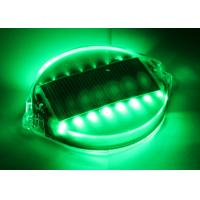 Buy cheap Polycarbonate Durable Solar Road Stud Safety Delineators LED Cats Eyes product