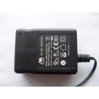 Buy cheap DC 12 Volt 1A 12W AC Power Adapter EN60950-1 UL FCC GS CE SAA C-TICK product