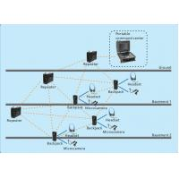 Quality Full IP Video Wireless Transmitter Ad Hoc Network With Large Bandwidth 1W Device for sale