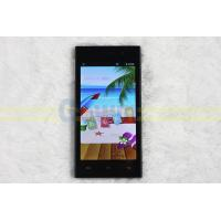 Buy cheap Dual SIM WIFI BT Dual Core Smartphones , 2.0MP Android OS MTK6572 Cellphone from wholesalers