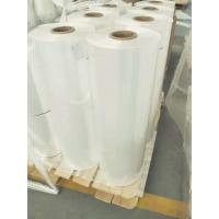 Puncture Resistance Anti Fog Film , Heat Shrink Plastic Film Cross Linked Construction