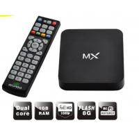 Buy cheap Android 4.2.2 Tv Box Dual Core Amlogic 8726 XBMC Pre-loaded Youtube product