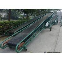 Buy cheap Mobile Portable Grain Loading Container Belt Conveyor For Grain Carbon Steel from wholesalers