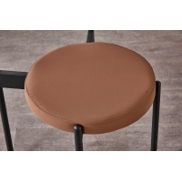 Buy cheap 43x43 50pcs Modern Metal Dining Chairs For Banquet product