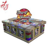 China Metal Cabinet Fish Shooting Game Machine With Monster Awaken CE FCC Listed on sale
