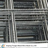 Buy cheap Construction Welded Mesh Panel |2.0mm-6.0mm Wire Diameter and 8″ Aperture product