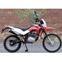 Buy cheap Air Cooling Dirt Bike Style Motorcycle Yamaha Design 150CC Vertical Engine from wholesalers