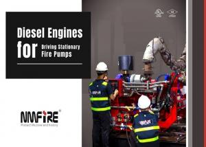 Buy cheap NM Fire UL listed Fire Pump Diesel Engine NM4 - 105  Driving Stationary Fire Pump product