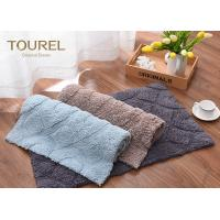 Buy cheap Customized Washable Hotel Bath Mats / Floor Mats For Motel Bathroom product