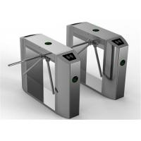 Buy cheap Bus station entry flow control solenoid valve Tripod Turnstile Gate 30 person / minute speed product