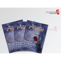 Buy cheap Custom Printing Brochures , Book Printing , Soft Cover Book Printing product