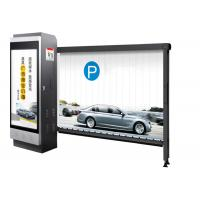 Buy cheap Advertising Auto Barrier Gate System Parking Management With Powder Coating from wholesalers