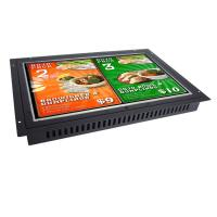 Buy cheap Open Frame Standalone Wall Mounted Digital Signage Outdoor HD product
